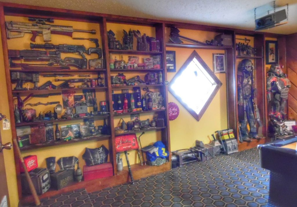 Chris Hockett's extensive Fallout collection