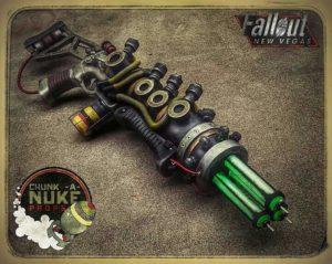 Plasma rifle by Chunk-A-Nuke Props